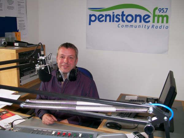 Launch Day at Penistone FM